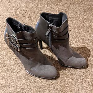 Guc: Sam & Libby women's high heeled booties